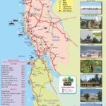 Devrai Tourist Map