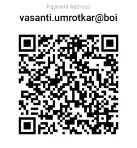 Devrai UPI QR Code